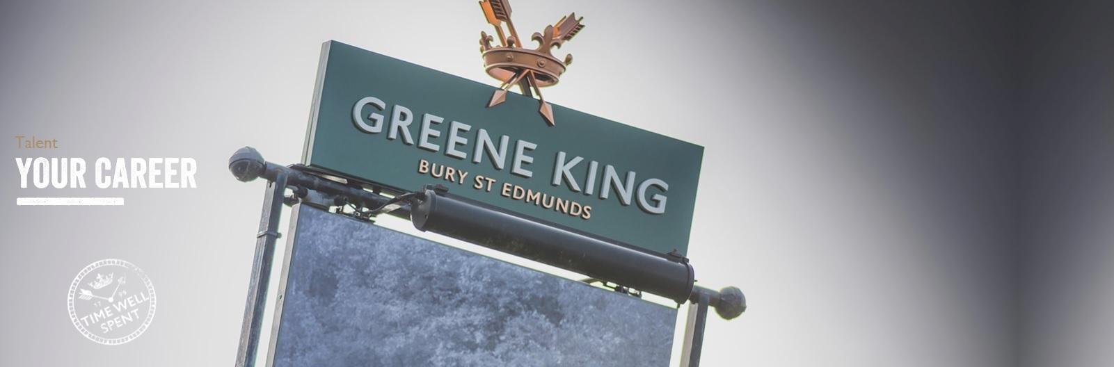 greene king gki